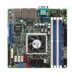 Asrock C3758D4I-4L server/workstation motherboard Mini-ITX