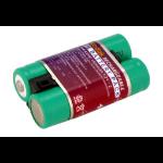 2-Power Digital Camera Battery 2.4v 1800mAh rechargeable battery