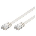 Microconnect 20m Cat5e RJ-45 networking cable U/UTP (UTP) White