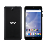 Acer Iconia B1-780-K4VZ 16GB Black tablet