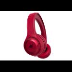 IFROGZ Aurora Headset Hoofdband Rood