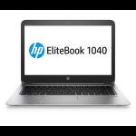 "HP EliteBook 1040 G3 2.3GHz i5-6200U 14"" 1920 x 1080pixels Silver Ultrabook"