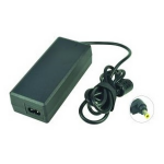 2-Power CAA0631A Indoor 75W Black power adapter/inverter