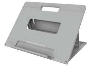 """Kensington SmartFit Easy Riser Go Notebook stand Grey 43.2 cm (17"""") K50420EU"""