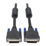 """Tripp Lite P560-010-DLI DVI cable 118.1"""" (3 m) DVI-I Black"""