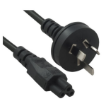 8WARE Power Cable from 3-Pin AU Male to IEC C5 Female plug in 5m
