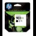 HP Cartucho de tinta Original 901XL de alta capacidad negro