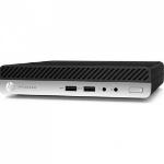 HP ProDesk 400 G5 DM (7ZC40PA) i5-9500T 8GB(1x8GB)(DDR4) 1TB WLAN+BT KB+MS W10P-64b 1YR Onsite