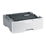 Lexmark 50G0822 tray & feeder Paper tray 550 sheets