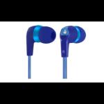 Acteck EB-800 Intraaural Dentro de oído Azul