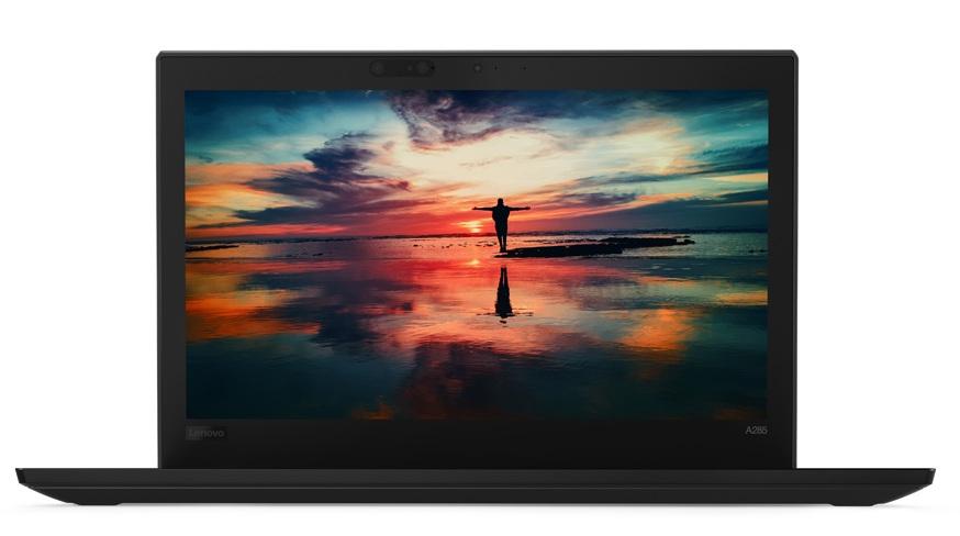 "Lenovo ThinkPad A285 Zwart Notebook 31,8 cm (12.5"") 1920 x 1080 Pixels 2 GHz AMD Ryzen 5 PRO 2500U"