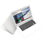 "Archos 140 Cesium 1.33GHz 14.1"" 1366 x 768pixels Touchscreen White Notebook"