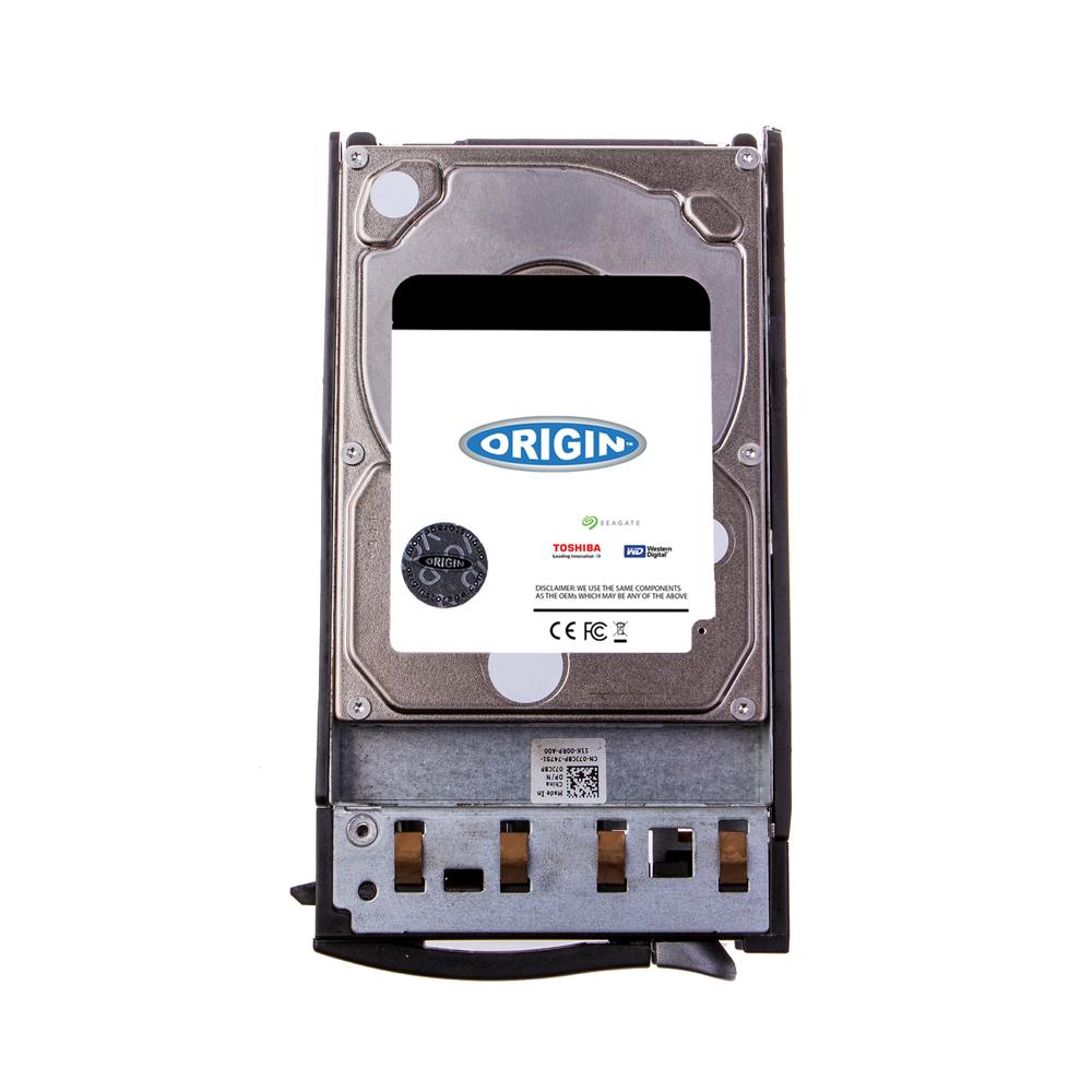 Origin Storage 1.2TB 10k P/Edge C6100 Series 2.5in SAS Hotswap HD w/ Caddy