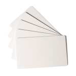 Durable 8915-02 blank plastic card