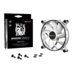 be quiet! Shadow Wings 2 | 140mm PWM White