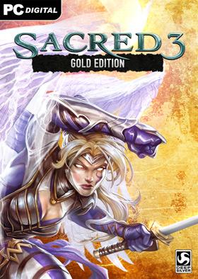 Nexway Act Key/Sacred 3 Gold vídeo juego PC Legendary Español