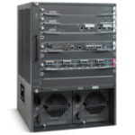Cisco Catalyst 6509 Enhanced 14U network equipment chassis