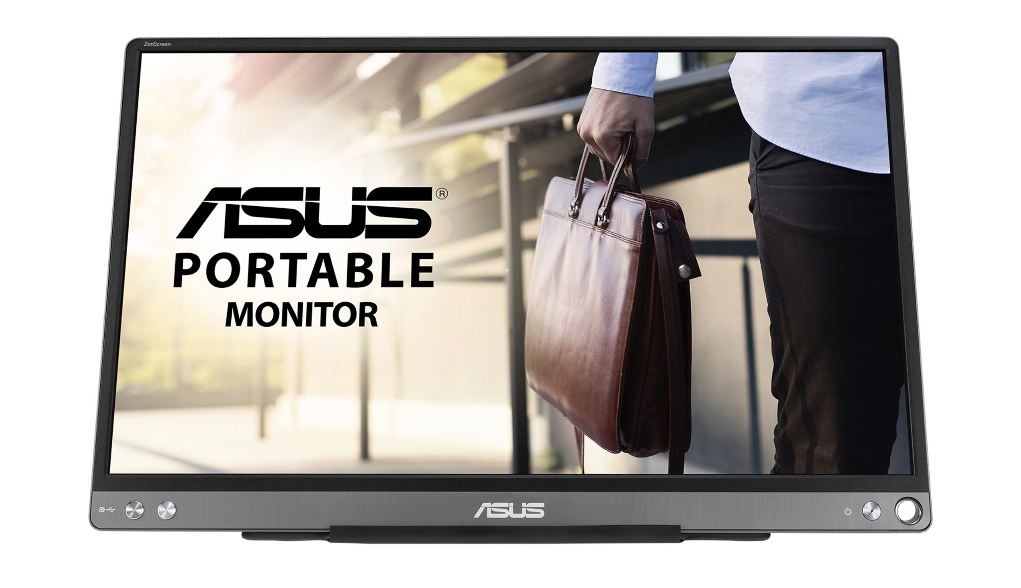 ASUS ZenScreen MB16ACE LED display 39.6 cm 15.6