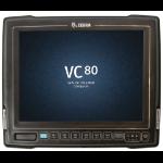 """Zebra VC80 POS terminal 26.4 cm (10.4"""") 1024 x 768 pixels Touchscreen 1.91 GHz E3845 Black"""
