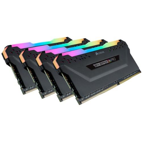 Corsair Vengeance CMW128GX4M4E3200C16 memory module 128 GB 4 x 32 GB DDR4 3200 MHz