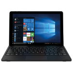 "Tactus Zest Black Notebook 25.6 cm (10.1"") 1280 x 800 pixels Touchscreen Intel® Celeron® N3350 2 GB LPDDR4-SDRAM 32 GB eMMC"