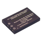 2-Power DBI9583A rechargeable battery