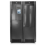 Hewlett Packard Enterprise StoreEver ESL G3 300 slot Tape Library tape auto loader/library