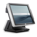 """HP ap ap5000 2.8GHz E7400 15"""" 1024 x 768pixels Touchscreen"""
