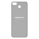 Fairphone 3 Back Cover Deksel van de achterbehuizing Zwart