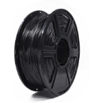 Gearlab GLB255000 3D printing material Polylactic acid (PLA) Black 1 kg