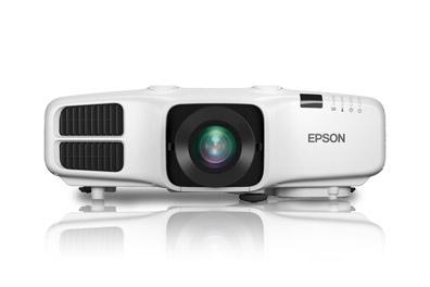 Epson PowerLite 4650 Desktop projector 5200ANSI lumens 3LCD XGA (1024x768) 3D White data projector