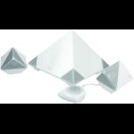 Perfect Choice PC-112112 2.1channels 36W Color blanco juego de altavoz