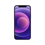 "Apple iPhone 12 mini 13.7 cm (5.4"") Dual SIM iOS 14 5G 128 GB Purple MJQG3B/A"