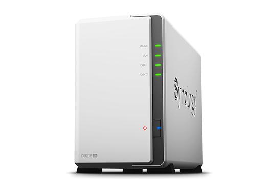 Synology DS216SE storage server