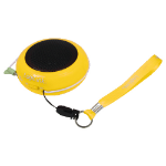 LogiLink SP0017 portable speaker 2 W Yellow