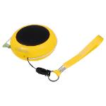 LogiLink SP0017 2W Yellow loudspeaker
