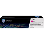 HP CE313A (126A) Toner magenta, 1000 pages