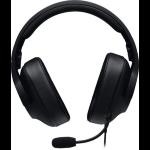 Logitech PRO Gaming Headset BLACK
