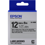 Epson LK-4SBE labelprinter-tape