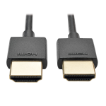 "Tripp Lite P569-006-SLIM HDMI cable 70.9"" (1.8 m) HDMI Type A (Standard) Black"