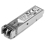 StarTech.com Gigabit Fiber 1000Base-SX SFP Transceiver Module - Cisco Meraki MA-SFP-1GB-SX Compatible - MM LC - 550m (1804 ft)