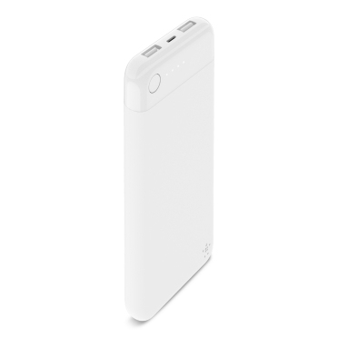 Belkin Boost↑Charge power bank White Lithium Polymer (LiPo) 10000 mAh