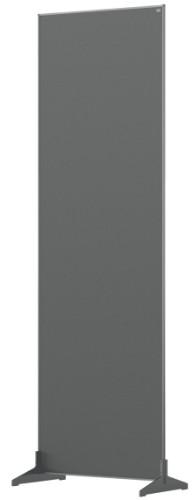 Nobo 1915523 magnetic board Grey