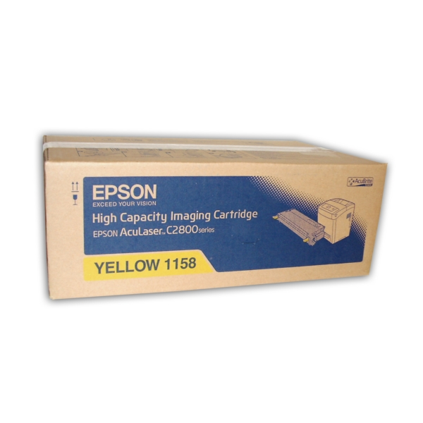 Epson C13S051158 (1158) Toner yellow, 6K pages