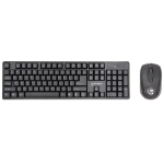 Manhattan 178990 keyboard RF Wireless Black