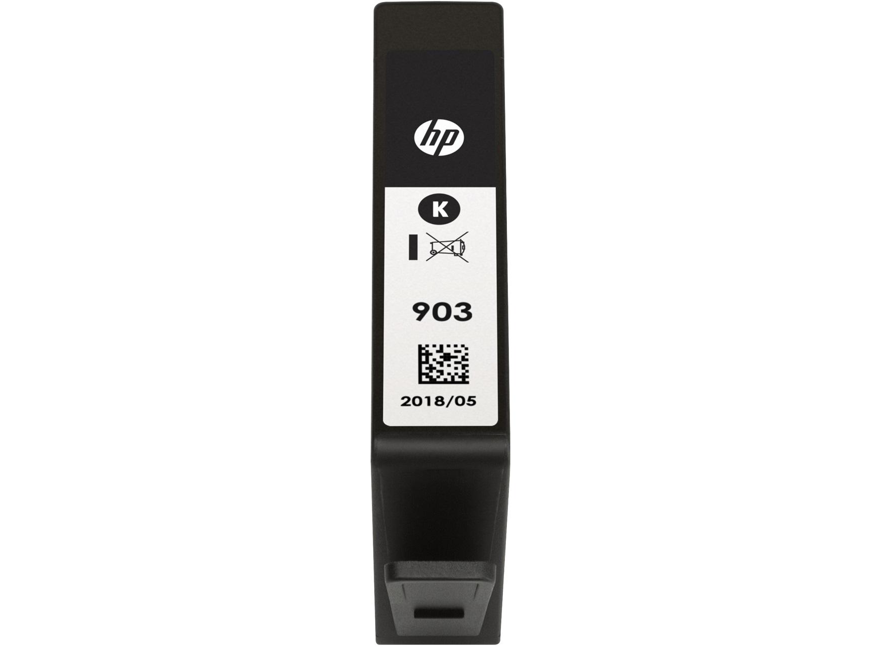 HP 903 Black Original Origineel Zwart