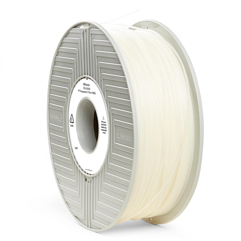 3d Printer Filament Pp 1.75mm 500g Natural