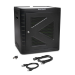 Kensington Charge & Sync Cabinet, Universal Tablet — Black