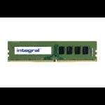 Integral 16GB PC RAM MODULE DDR4 2666MHZ EQV. TO KCP426NS8/16 FOR KINGSTON memory module 1 x 16 GB