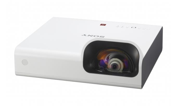 Sony VPL-SX226 data projector 2800 ANSI lumens 3LCD XGA (1024x768) Desktop projector White